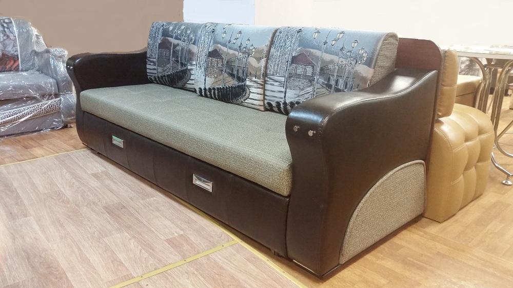 трансформер 3 в 1 диван стол кровать двухспальная мебель на